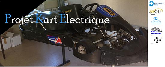 Le Projet Kart Electrique à Polytech Tours