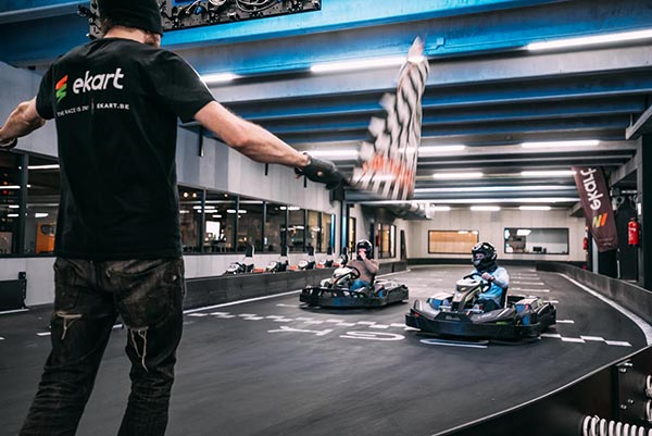 France Bleu - E Kart les sensations