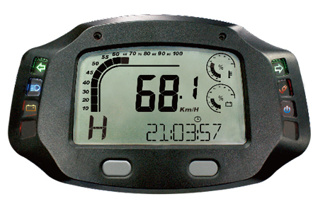 ACE-7000EC CAN bus series speedometer