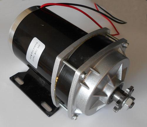500 Rpm Dc Electric Motor