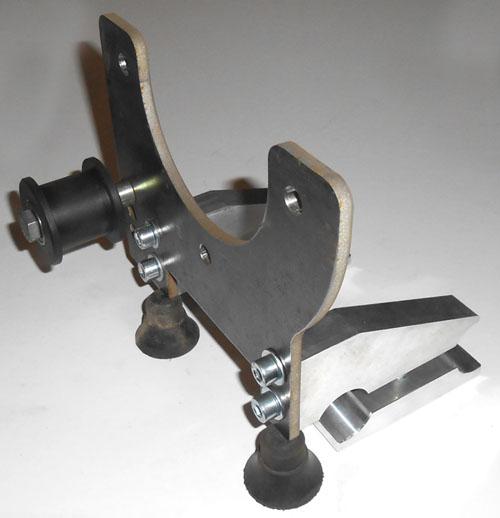 un support moteur motenergy pour ch ssis de kart. Black Bedroom Furniture Sets. Home Design Ideas