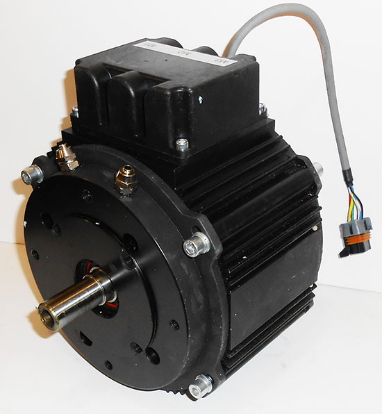The new PMSM Watercool Motor ME1304 from Motenergy